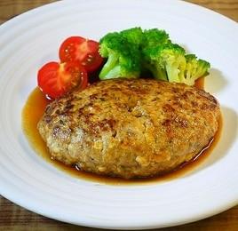 豆腐ハンバーグ