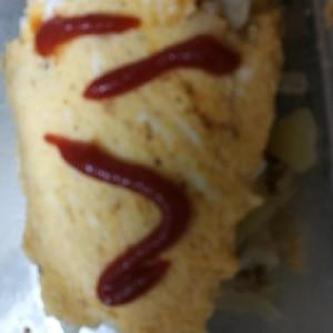野菜たくさんでヘルシーオムレツ★