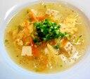 玉ねぎの卵中華スープ