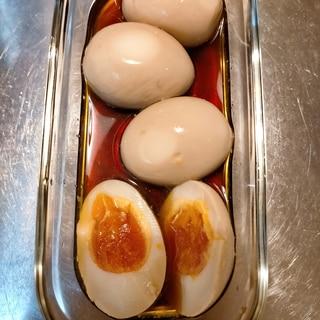 簡単煮卵(味付玉子)♡