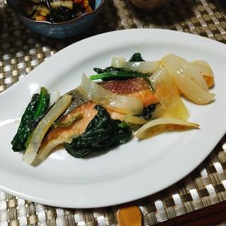 ★下味冷凍★鮭の味噌&ヨーグルト漬