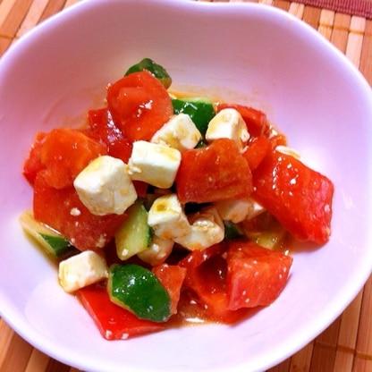 ゆず胡椒が美味しいですね〜♡ このドレッシングいろいろ使いたいです(^○^) ご馳走さまです。