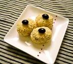 残りご飯で簡単☆黒豆きな粉おはぎ♪