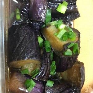 副菜に◎簡単なすの煮浸し