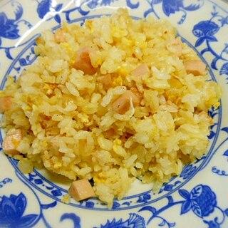 ☆ギョニソと玉葱、卵のガリマヨチャーハン☆