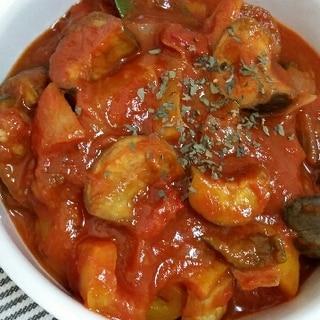 野菜の旨味がぎゅっとつまったラタトゥイユ