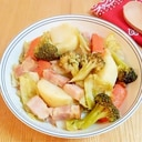 ♪ポトフ風♡残り野菜の洋風煮込み♪