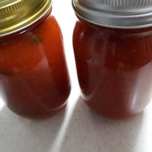 たくさん作って保存する自家製トマトソース