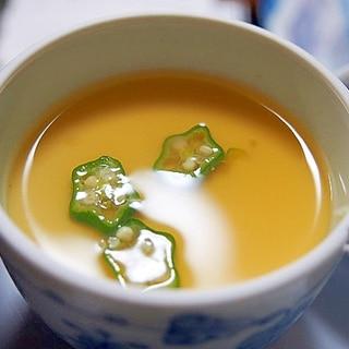 冷し茶碗蒸し