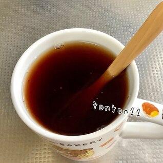 ブルーベリー入りジンジャー紅茶☆