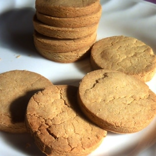おからパウダー100% ポリポリおからクッキー