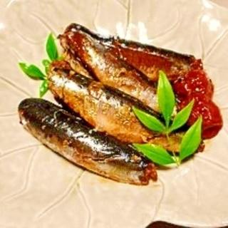 【青じそ】で煮魚上手☆イワシの梅じそ煮