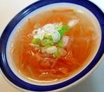 人参と大根の和風スープ