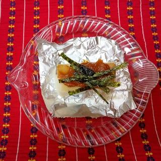 ニンニク味噌餅