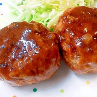 子供が好きなハンバーグソース☆