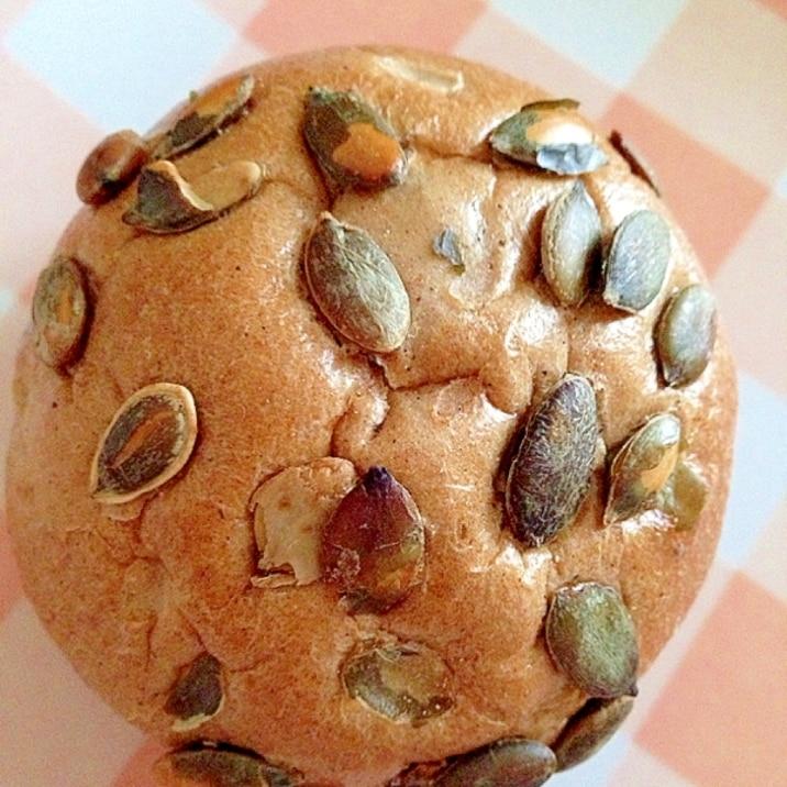 かぼちゃの種パン☆