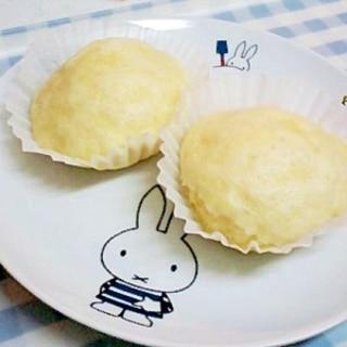 フライパンOK☆HMのヨーグルト蒸しパン