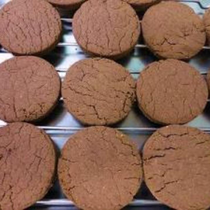 小麦粉不使用♪おからココアクッキー