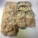 海老の下処理と冷凍食品作り置き