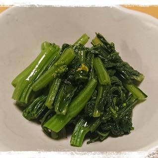 アスパラ菜の辛子和え