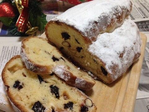 クリスマスのパン♪シュトーレン♪