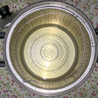 出し汁の作り方(煮干し、鰹節、昆布用)