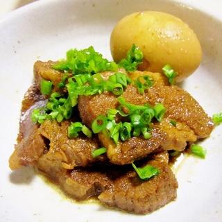 コクうま♪豚の角煮【コーラで絶品】