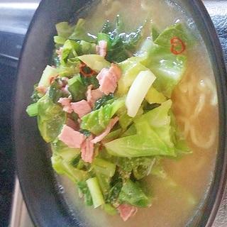 ピーナッツバター入り⭐サンラータン(スープ)