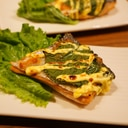 鮭の焦がし味噌マヨ焼き