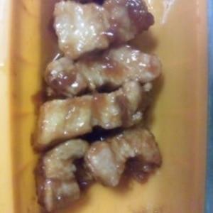 ビックリ♪こんなに簡単♪レンジ♪とろ~り☆豚の角煮