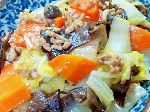 白菜のとろ~り煮