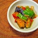 夏野菜煮(塩麹使用)