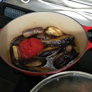 トマトなす