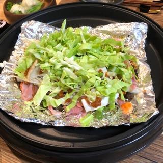 岐阜飛騨高山の郷土料理☆朴葉味噌(ほおばみそ)
