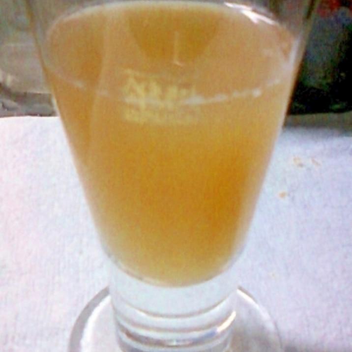作り方 の りんご ジュース