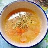 簡単に洋風スープ☆
