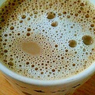 豆乳コーヒー☆ソイカフェ☆豆乳嫌いだけれども・・・