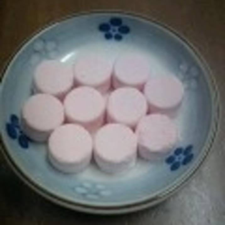 ひんやり?!ラムネ菓子