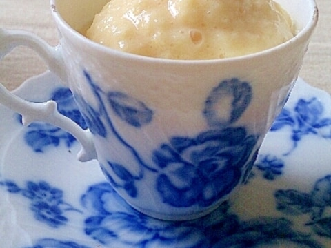 豆乳パパイヤ、アールグレイのスムージー