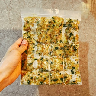 冷凍下味☆餃子のタネ改良版