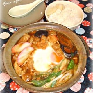 ☆★名古屋名物味噌煮込みうどん♪★☆