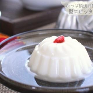 簡単本格 杏仁豆腐【No,379】