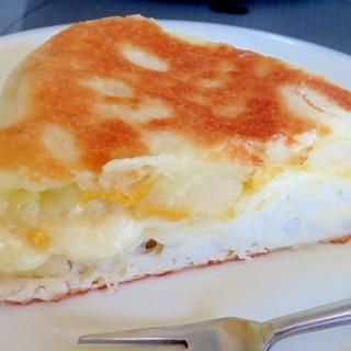 ハチャプリ(チーズパン)・ジョージアのお焼き