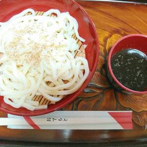 美味し過ぎる!梅酢めんつゆ☆ざるうどん