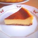 簡単!ベイクドチーズケーキ♪