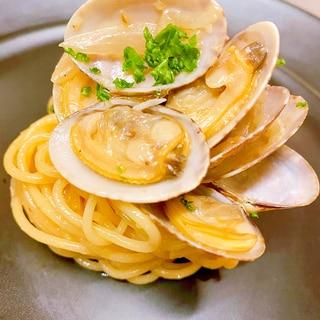 レモン香るボンゴレ・ビアンコ