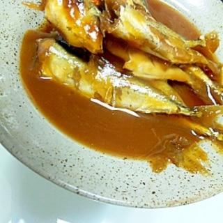 小鯖の味噌煮