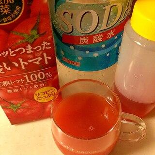 トマトソーダ