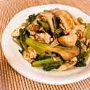 さっぱり★小松菜と豚肉のポン酢炒め