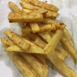 カリカリ♪フライドポテト